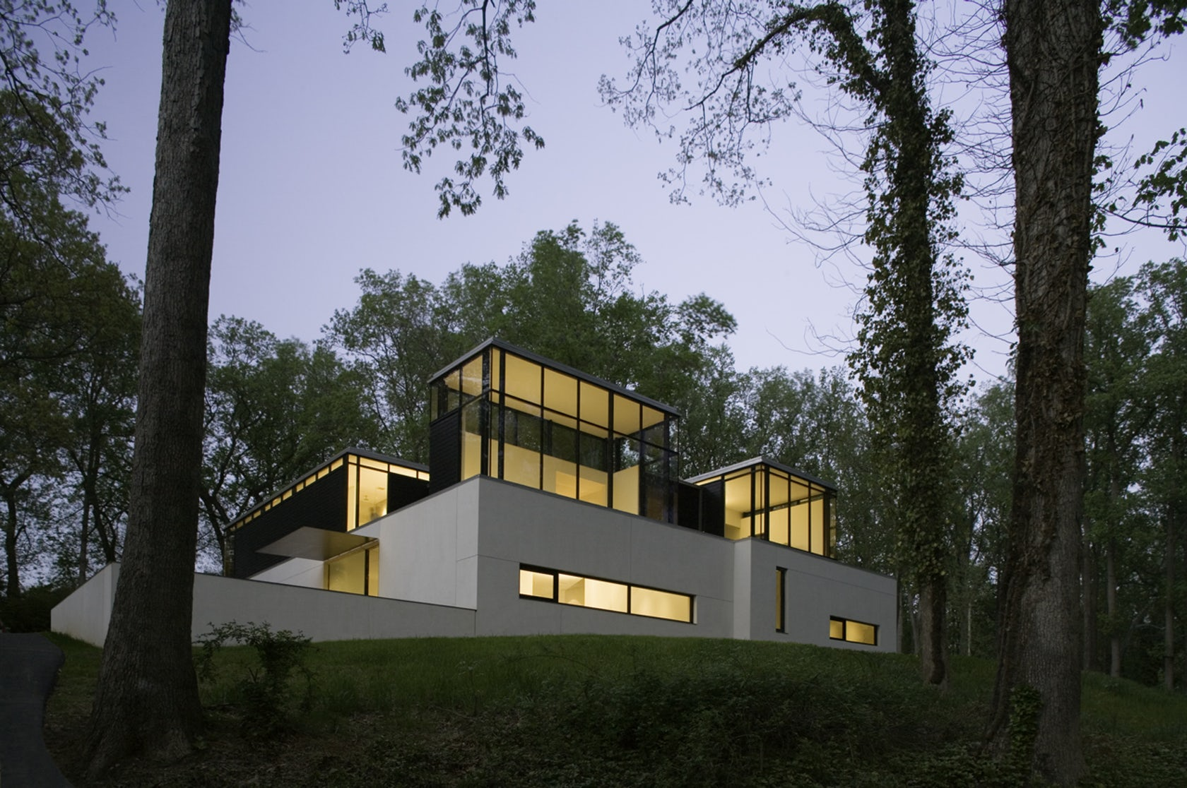 Project by David Jameson Architect