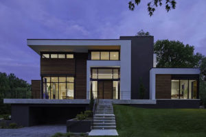 Project by Cunningham Quill Architects